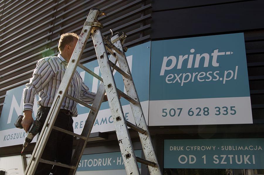 Printexpress.pl nadruki gadżety reklamowe