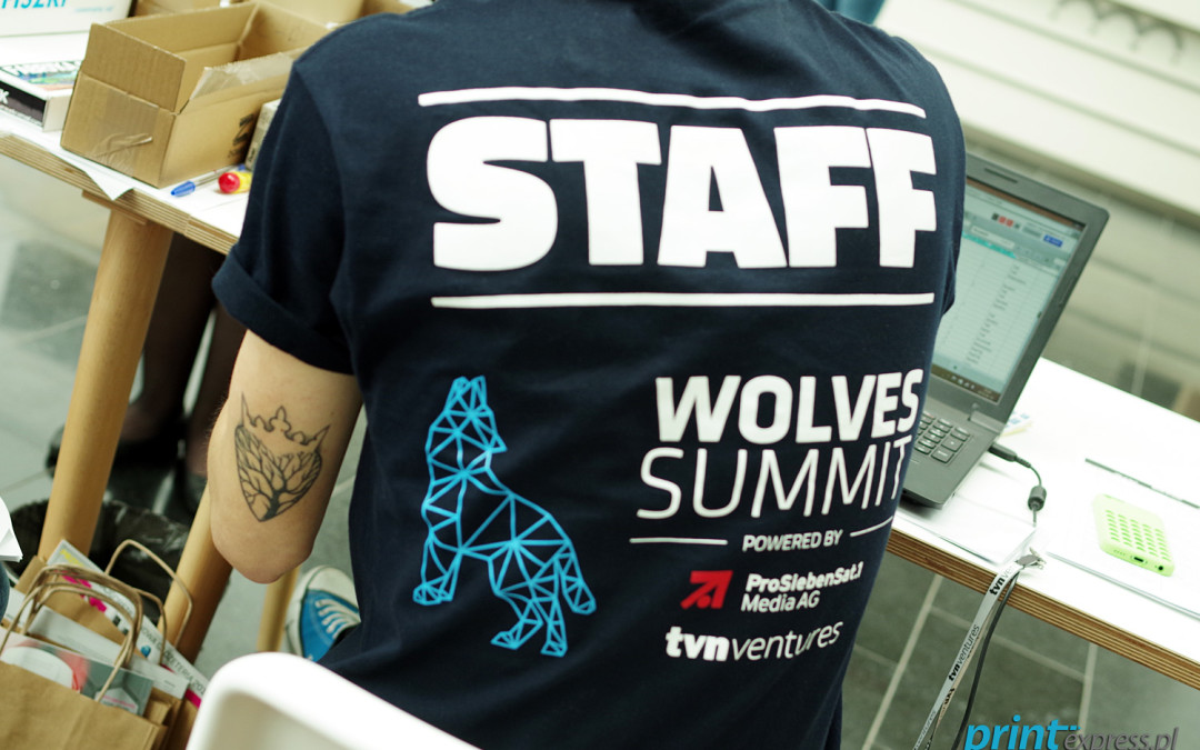 Printexpress.pl on global conference for entrepreneurs – Wolves Summit