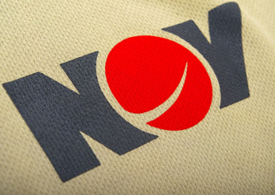 Nadruk na koszulkach NOV