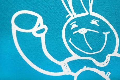 Bedrucktes T-Shirts JumpCity