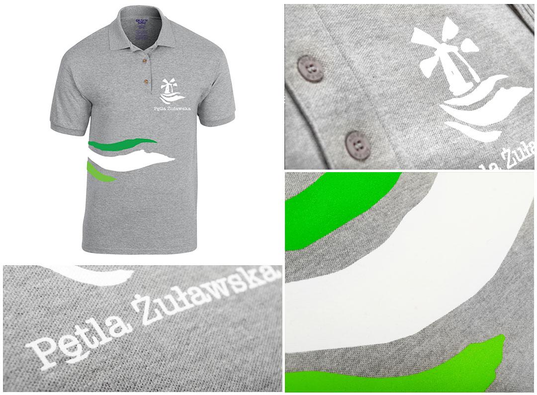 Nadruki na koszulkach - Pętla Żuławska | Printexpress.pl