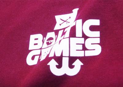 Nadruki na koszulkach Baltic Games