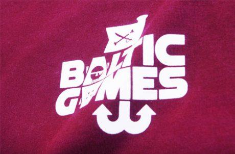T-Shirts bedruckung Baltic Games