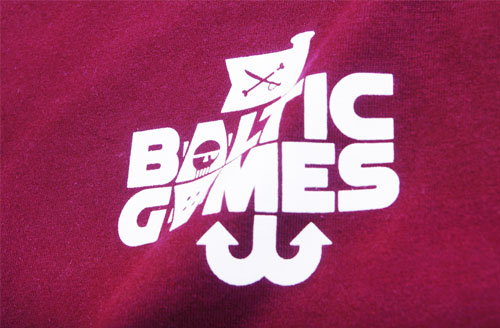 T-Shirts bedruckung Baltic Games