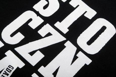 Bedrucktes T-Shirts Stocznia