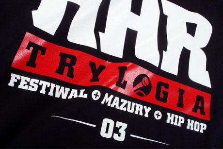Koszulka z nadrukiem HHR Trylogia