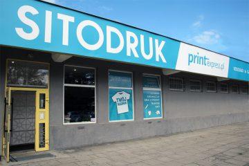 Siedziba Printexpress.pl, Gdańsk, ul. Trawki 7