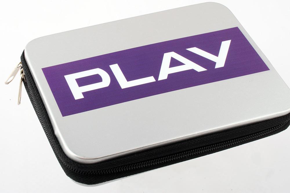 Gadżety reklamowe dla Play