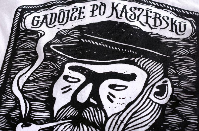 Nadruki na koszulkach Kaszëbë