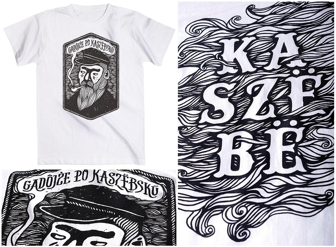 Koszulki z nadrukiem Kaszëbë | Printexpress.pl