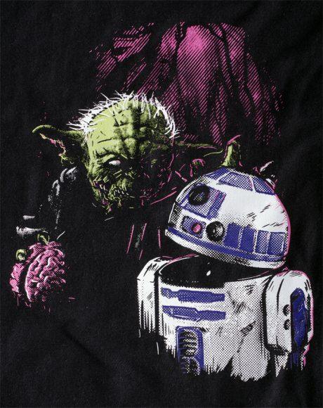yoda zombie