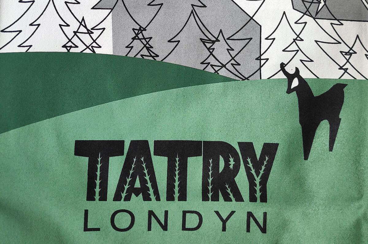 Sitodruk na koszulkach Tatry